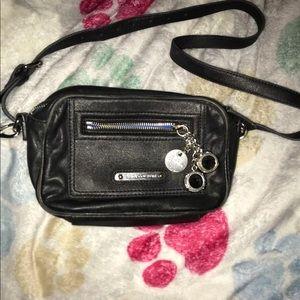Black label juicy couture purse